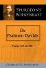 <b>C.H.  Spurgeon</b>,De Psalmen Davids 5