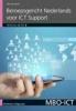 Ron de Graaf,MBO-ICT Beroepsgericht Nederlands voor ICT support