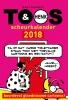 <b>Paul  Kusters</b>,Toos & Henk scheurkalender 2018
