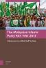 <b>Farish Ahmad  Noor</b>,The Malaysian Islamic party PAS 1951-2013