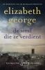 Elizabeth George,De straf die ze verdient
