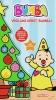 ,<b>Kerst stickerboek</b>