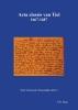 P.D.  Spies ,Serie Classicale Transcripties Acta classis van Tiel 1667-1687