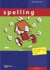 Inge van Dreumel,Brainz@work Spelling groep 5 Werkboek 1