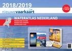 ,Waterkaart Nederland - 2018 - alles-in-��n pakket - Nieuwe Vaarkaart