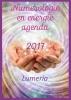 Klaske  Goedhart ,Energie agenda Energie agenda 2017 1 Numerologie en affirmaties