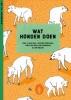 <b>Rutger  Kopland, Chr. J. van Geel, Theo  Olthuis, Kees  Spiering</b>,Wat honden doen (set van 6)