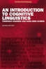 Ungerer, Friedrich,Introduction to Cognitive Linguistics