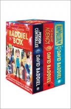 Baddiel, David Blockbuster Baddiel Box (The Parent Agency, The Person Contr