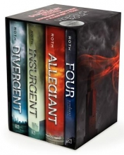 Roth, Veronica Divergent Series Complete Four-Book Box Set