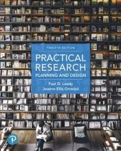 Leedy, Paul D.,   Ormrod, Jeanne Ellis Practical Research + MyLab Education includes Pearson eText Access Card