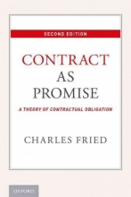 Fried, Charles Contract as Promise