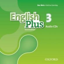 Wetz, Ben English Plus 3. Class CD