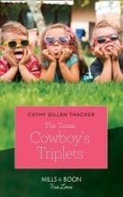 Thacker, Cathy Texas Cowboy`s Triplets