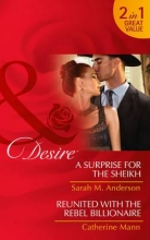 Sarah M., Anderson Surprise For The Sheikh