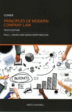 Davies, Paul Gower: Principles of Modern Company Law