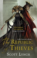 Scott,Lynch Republic of Thieves