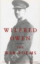 Wilfred Owen,   Jon Stallworthy The War Poems Of Wilfred Owen