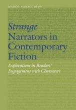 Caracciolo, Marco Strange Narrators in Contemporary Fiction