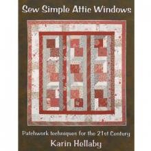 Hellaby, Karin Sew Simple Attic Windows