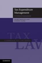 Burton, Mark Tax Expenditure Management