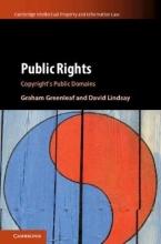 Greenleaf, Graham,   Lindsay, David Public Rights