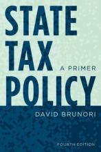 Brunori, David State Tax Policy