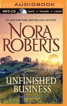 Roberts, Nora Unfinished Business