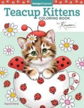 Kayomi Harai Teacup Kittens Coloring Book