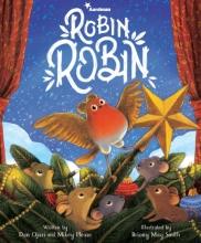 Mikey Ojari  Daniel  Please, Robin Robin
