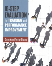 Seung Youn Chyung 10-Step Evaluation for Training and Performance Improvement