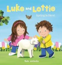 Ruth Wielockx , Luke and Lottie. Spring is Here!