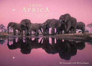 Into Africa - Blank Notecards
