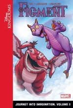 Zub, Jim Disney Kingdoms Figment 2