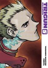Nightow, Yasuhiro Trigun Maximum Omnibus 5