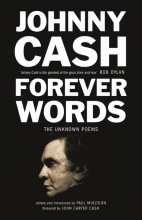 Johnny Cash,   Paul Muldoon Forever Words