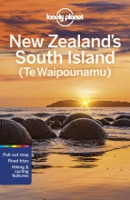 Tasmin Waby Lonely Planet  Brett Atkinson  Peter Dragicevich, Lonely Planet New Zealand`s South Island