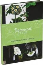 Botanical Style Notecards