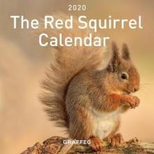 Jane Russ The Red Squirrel Calendar