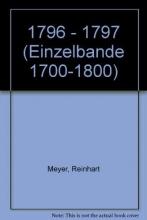 Meyer, Reinhart Bibliographia Dramatica et Dramaticorum. Einzelbände 1700-1800. II. Abteilung. Band 34