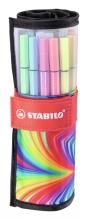 , Viltstift Stabilo Pen 68 Arty edition ass