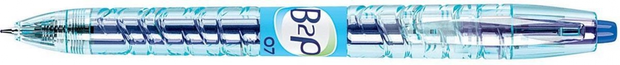 , Gelschrijver PILOT B2P Begreen blauw 0.4mm