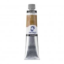 , Talens van gogh olieverf tube 200 ml sienna naturel 234