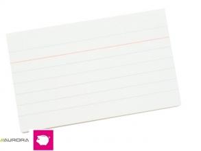 , Systeemkaarten lijn 55x90mm