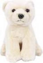 , Knuffel pluche ijsbeer 20 cm emma