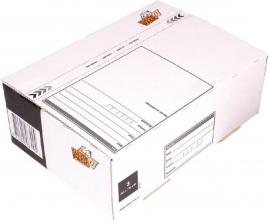 , Postpakketbox 3 CleverPack 240x170x80mm wit 25stuks