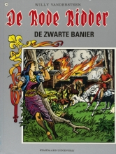 Willy  Vandersteen De Rode Ridder De zwarte banier 024