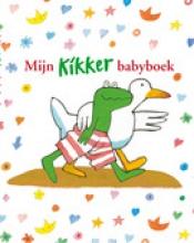 Max Velthuijs , Mijn kikker babyboek