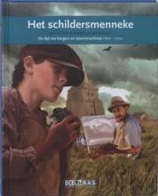 J. de Valk Terugblikken leesboeken Het schildersmenneke
