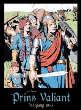 Hal  Foster Prins Valiant
